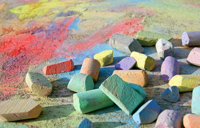 5 New Ways to Use Sidewalk Chalk