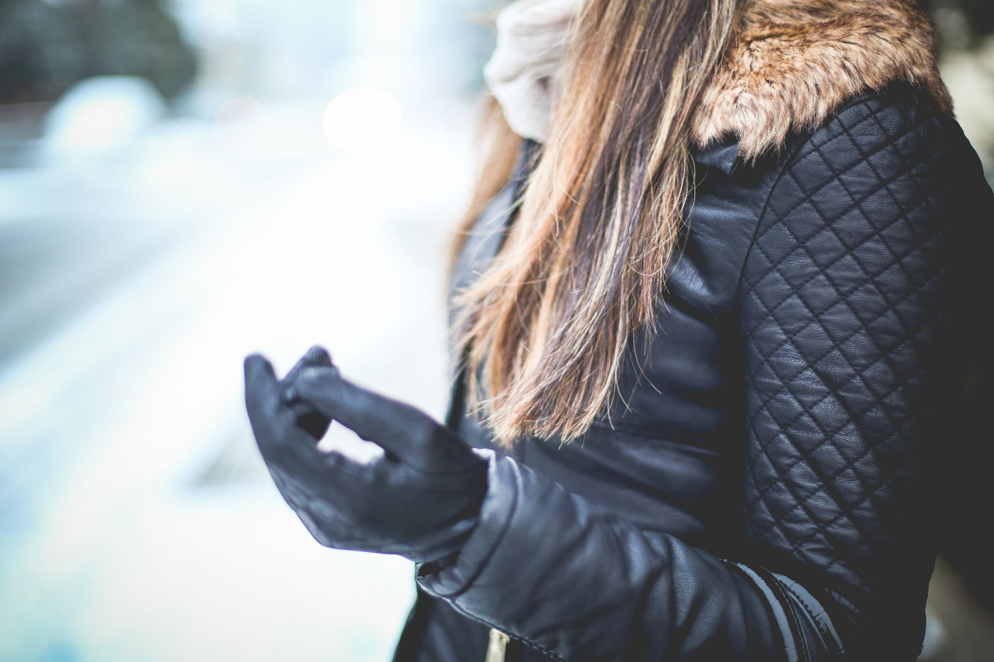 Winter fashion clothes for girls