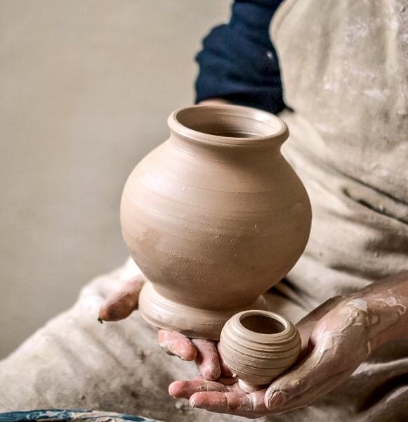 Handmade Pods